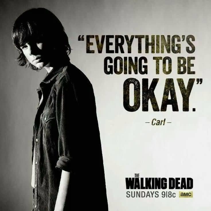 Walking Dead Quotes Meme Image 08