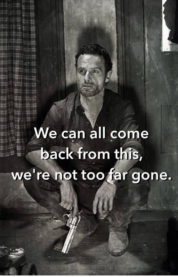 Walking Dead Quotes Meme Image 11