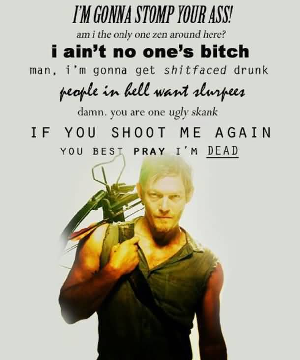 Walking Dead Quotes Meme Image 14