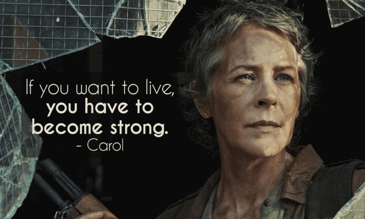 Walking Dead Quotes Meme Image 19