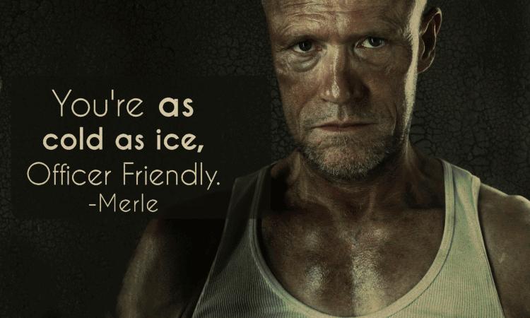 Walking Dead Quotes Meme Image 20