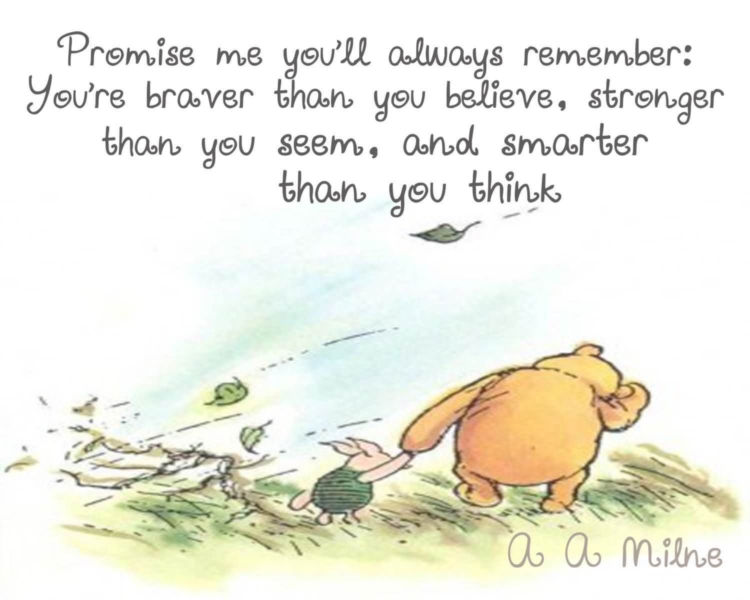 Winnie The Pooh Quotes Meme Image 17