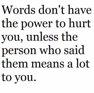 Words Hurt Quotes Meme Image 14