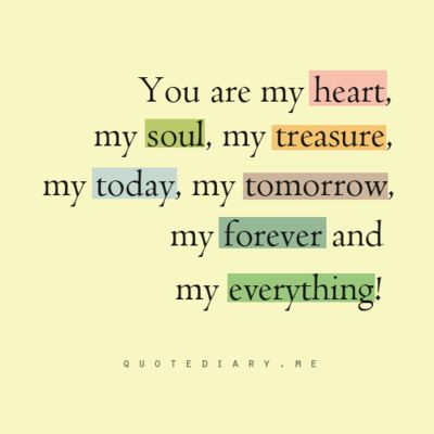 Your My Everything Quotes For Her Meme Image 01