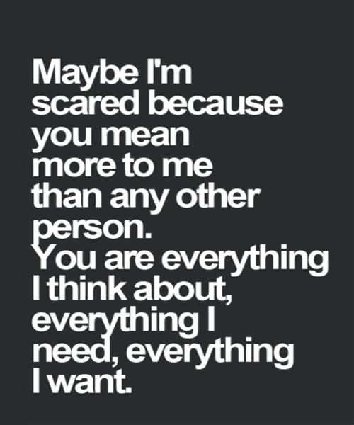 Your My Everything Quotes For Her Meme Image 17