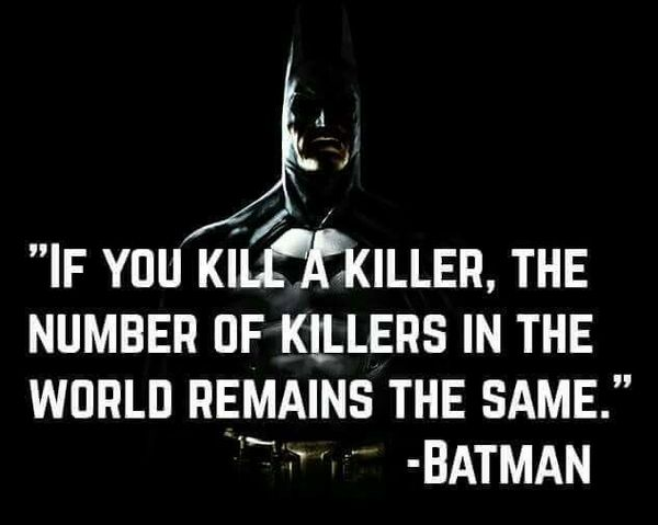 Batman Captions Joke