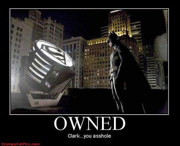 Batman Captions Photo