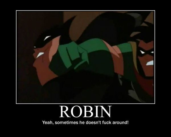 Batman Punches Robin Pictures Jokes