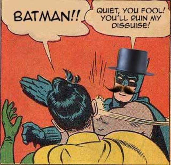 Batman Slapping Robin Meme Jokes