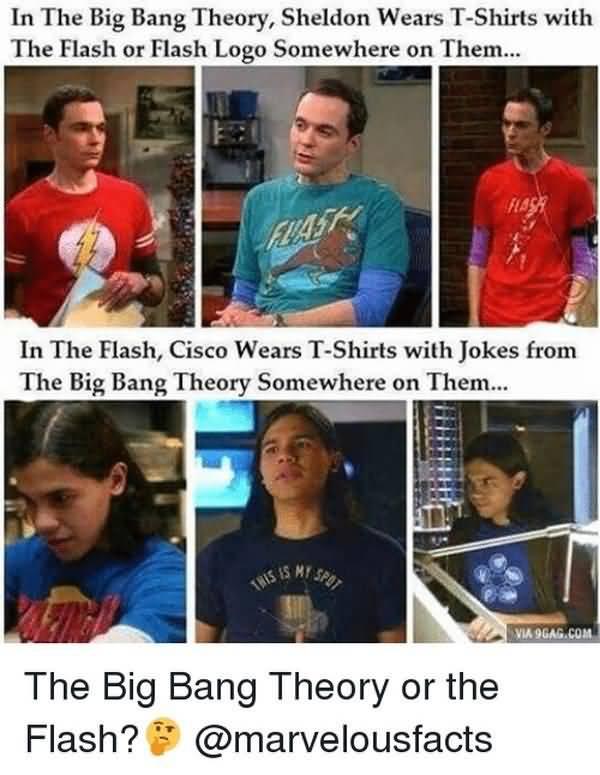 Best big bang theory meme joke