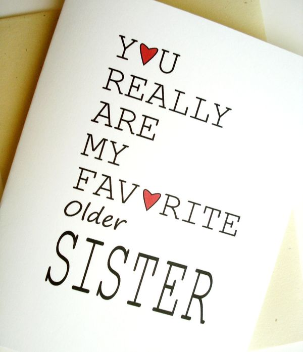 Birthday quotes for sister funny picture