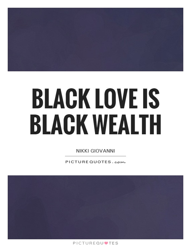 Black Love Quotes 19