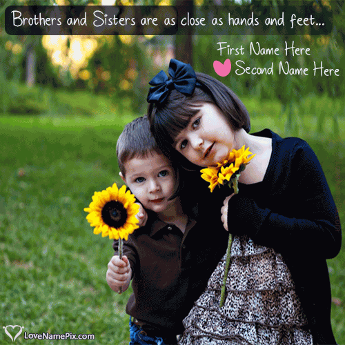 Brother And Sister Love Quotes 09