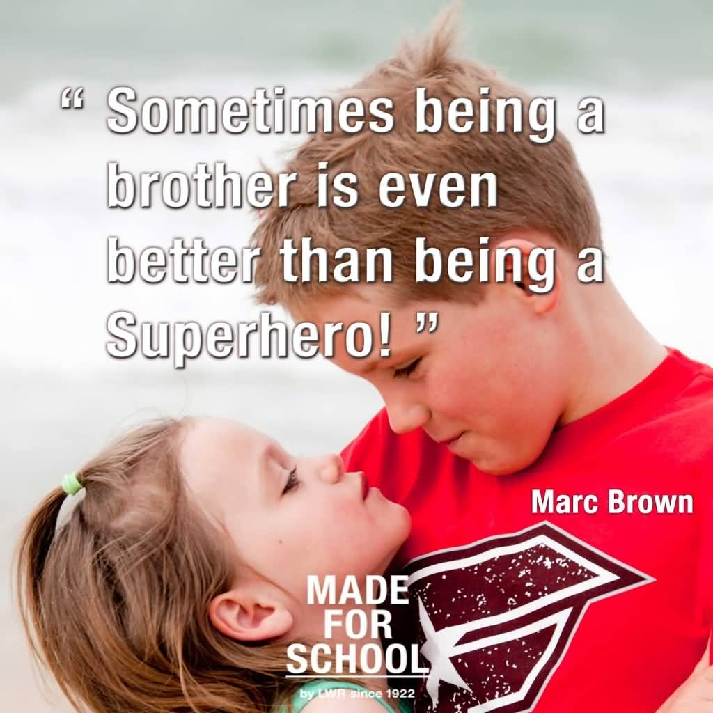 Brother And Sister Love Quotes 13