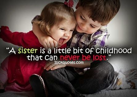 Brother And Sister Love Quotes 14