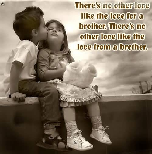 Brother And Sister Love Quotes 15