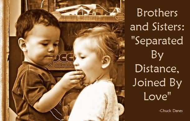 Brother And Sister Love Quotes 16