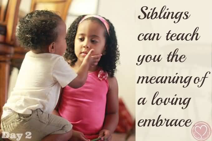 Brother And Sister Love Quotes 18