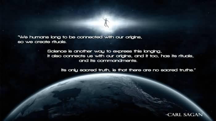 Carl Sagan Love Quote 08