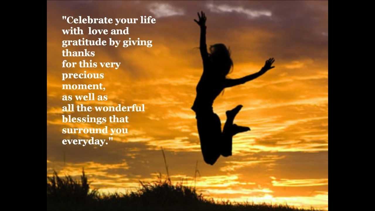 Celebrate Life Quotes 05
