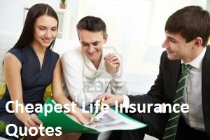 Cheapest Life Insurance Quotes 03