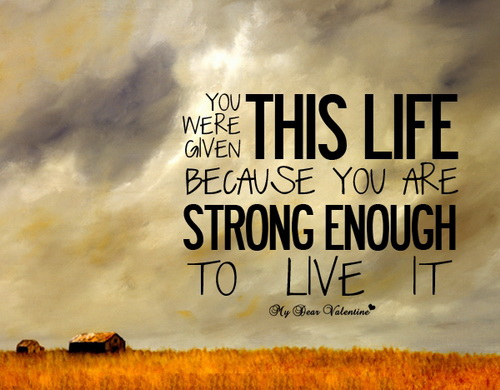 Christian Inspirational Quotes About Life 07