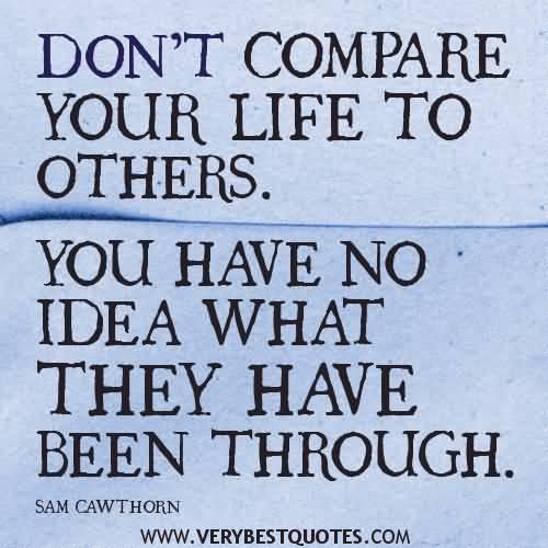 Compare Life Quotes 06
