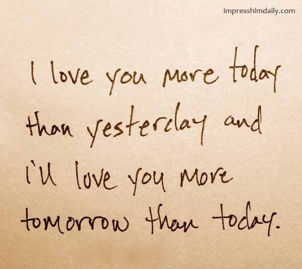 Daily Love Quotes 15