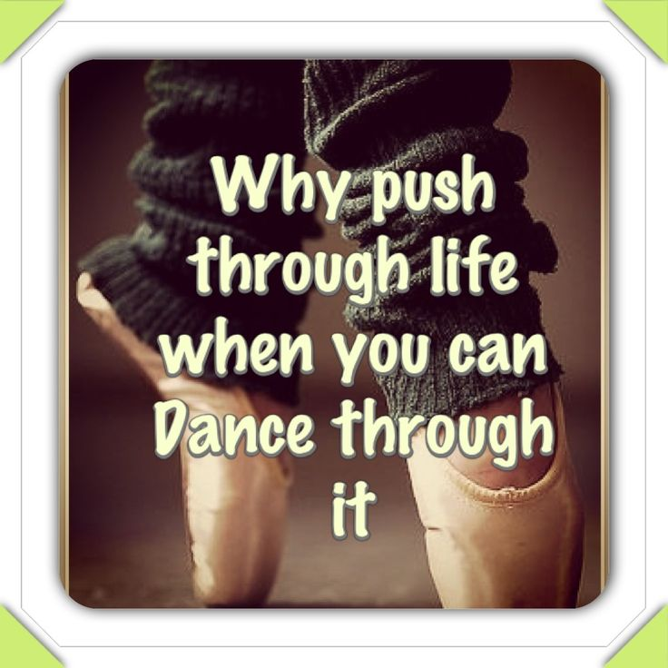 Dance Is Life Quotes 08