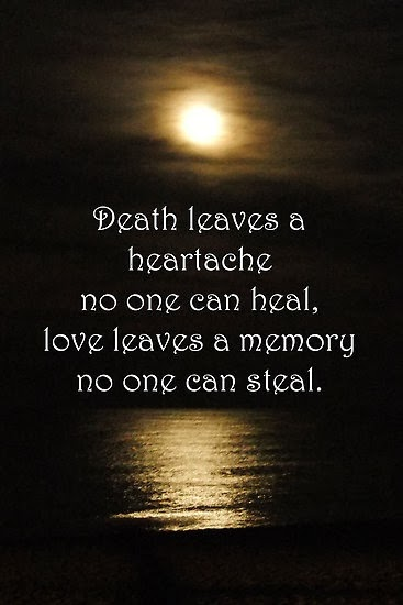 Death Of A Loved One Quote 01