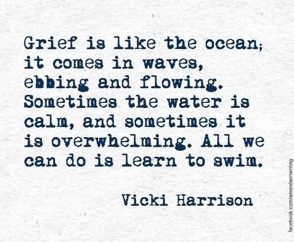 Death Of A Loved One Quote 20
