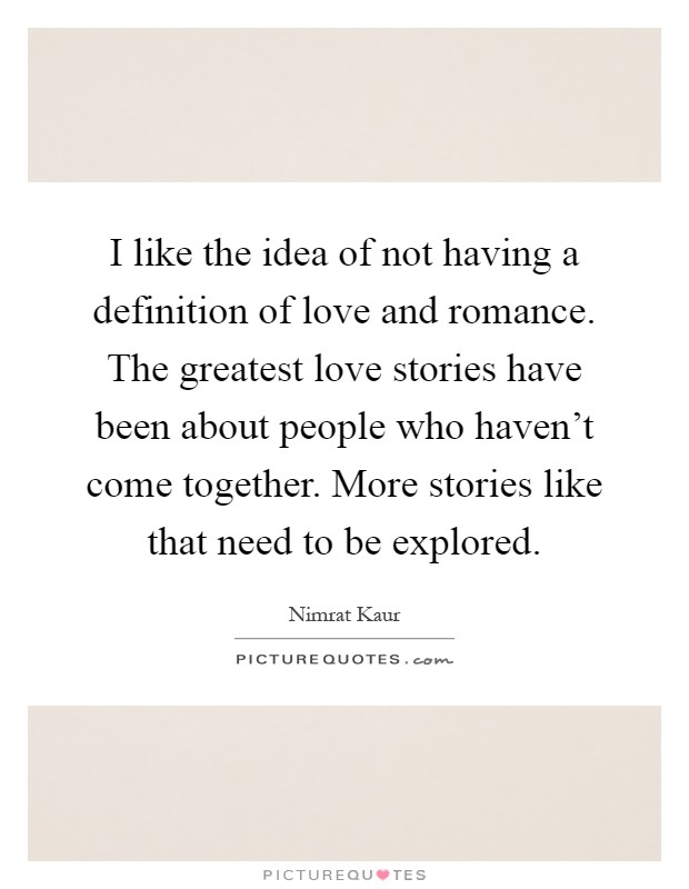 Definition Of Love Quotes 07
