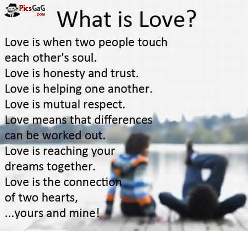 Definition Of Love Quotes 19