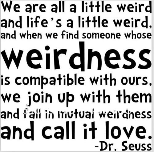 Dr Seuss Love Quote 06
