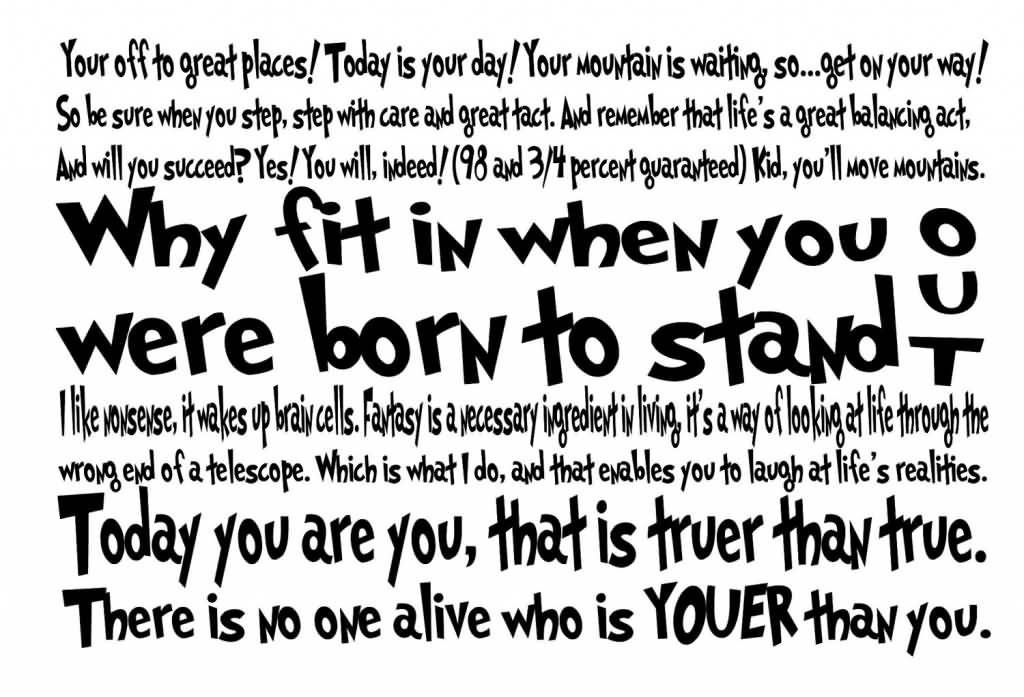 Dr Seuss Love Quote 17