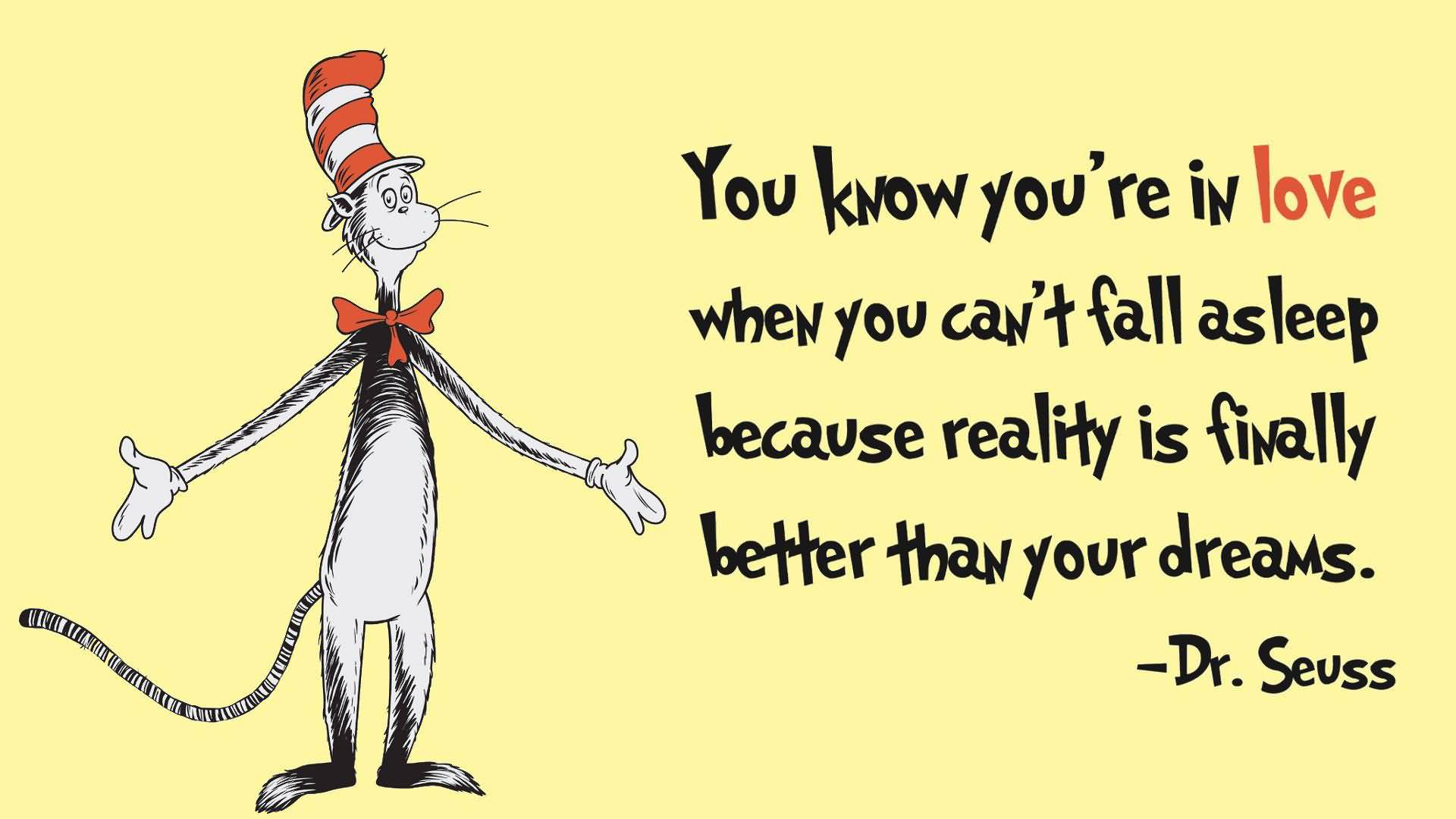 Dr Seuss Quote Love 01