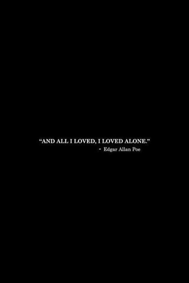 Edgar Allan Poe Life Quotes 19