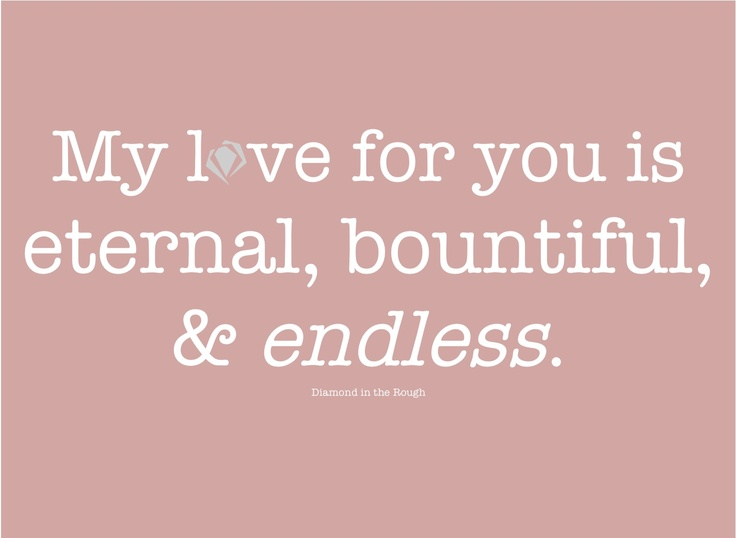 Endless Love Quotes 01