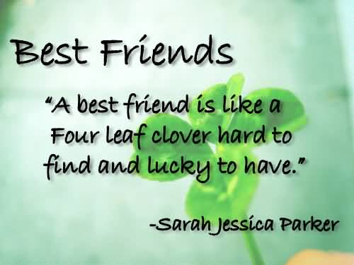 English Quotes About Friendship 04