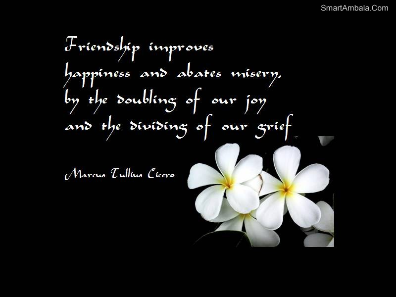 English Quotes About Friendship 10