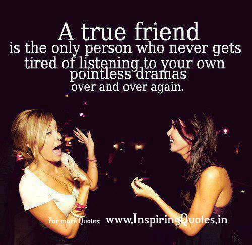 English Quotes About Friendship 20