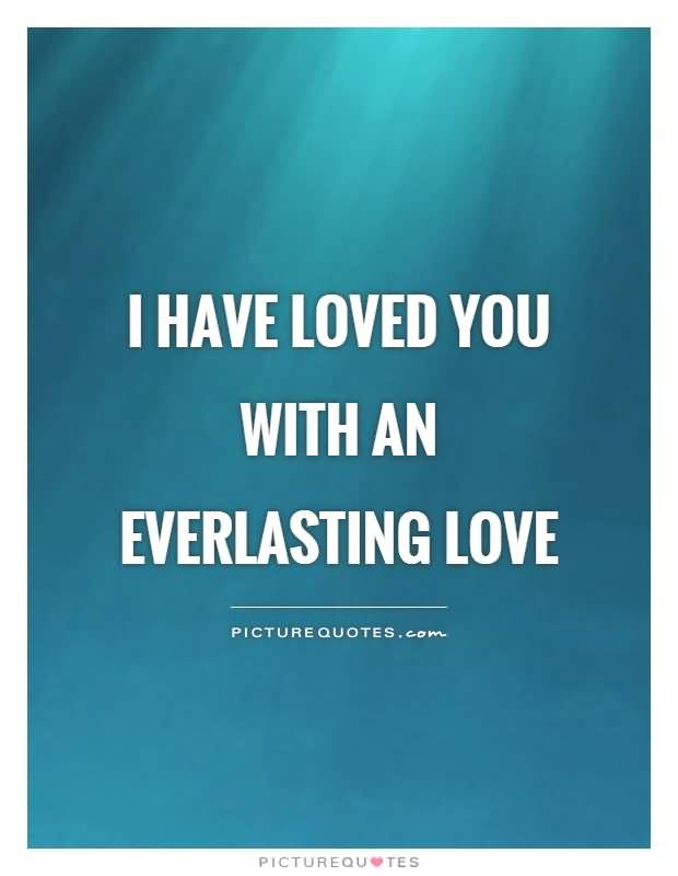 Everlasting Love Quotes 15