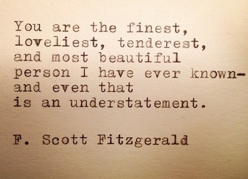 F Scott Fitzgerald Love Quote 02