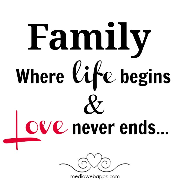 Family Love Quotes Images 06