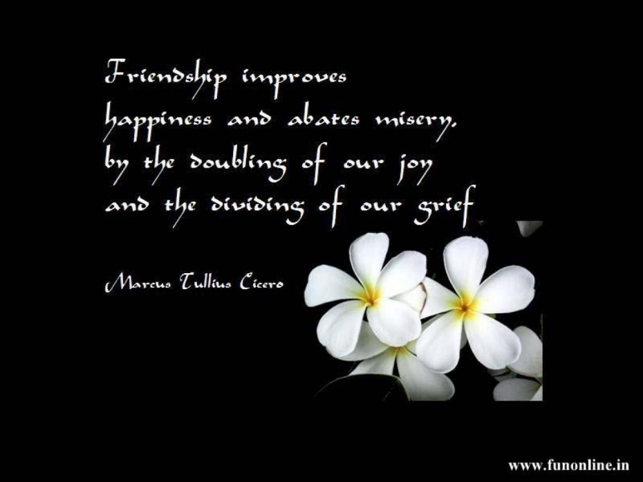 Famous Quotes About Friendship And Life 18