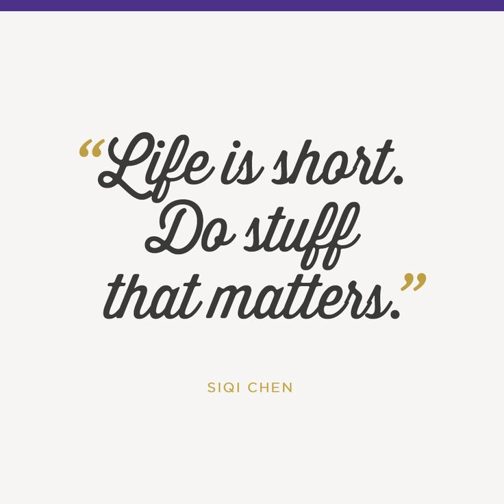 Famous Short Quotes About Life 06