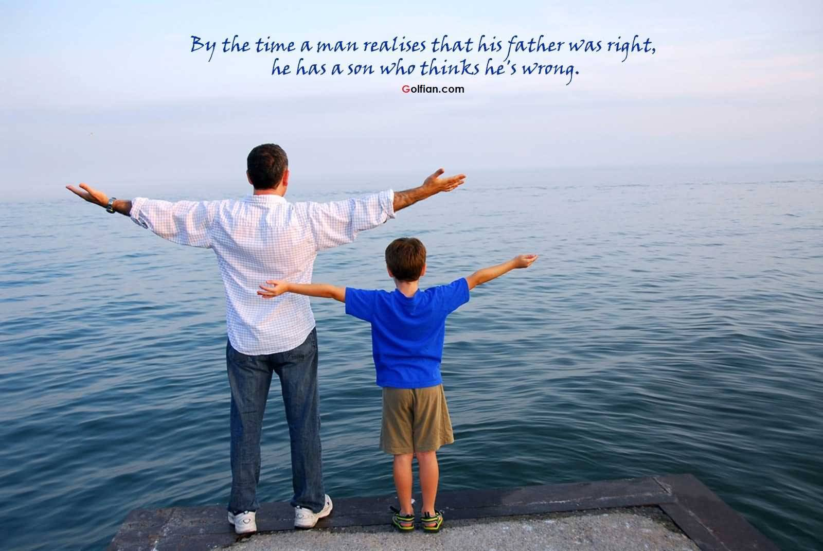 Father Son Love Quotes 07