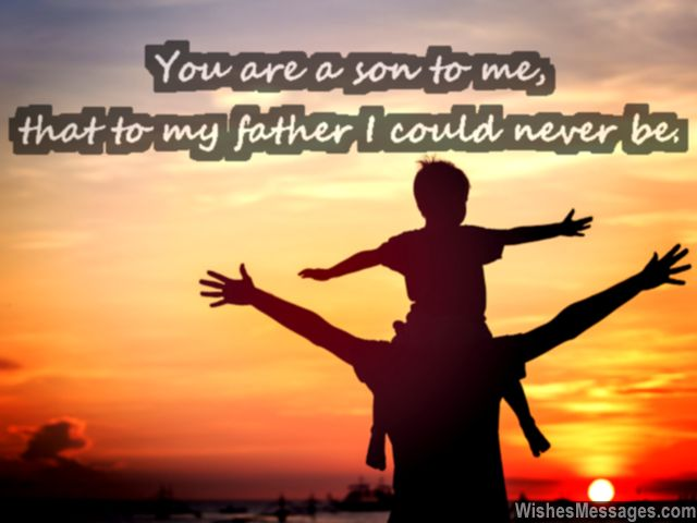 Father Son Love Quotes 20