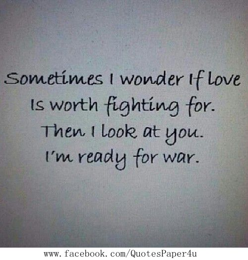 Fight For Your Love Quotes 04