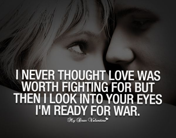 Fight For Your Love Quotes 06